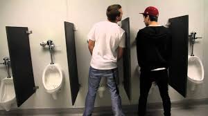 Urinal Dividers Adventures Of A Masculine Guy Guys And Urinals