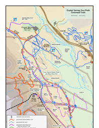 Riverside State Park Trail Map by Dogs Youth Biathlon