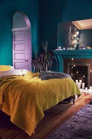 best 25 purple teal bedroom ideas on pinterest purple teal jewel toned bedroom with a wonderful chartreuse bed spread and dark teal walls