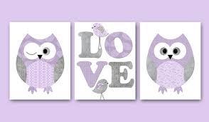 Owl Nursery Decor Wall Owl Nursery Owl Decor Baby Nursery Decor Baby
