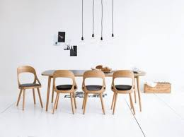 modern wooden chairs for dining table tendy dining chairs dining room ideas
