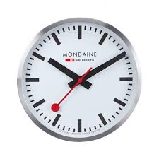 wall watch 30 large wall clocks that don t compromise on style