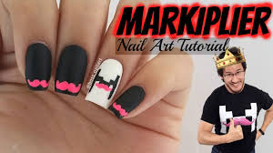 markiplier nail art tutorial youtube nail art youtube