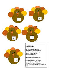 thanksgiving finger play song by asselin tpt