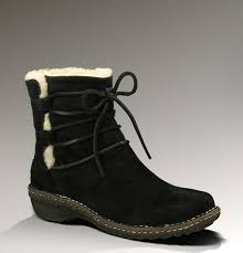 ugg womens caspia ankle boots ugg womens caspia boots my color fashion