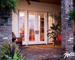 Thermastar By Pella Patio Doors Patio Door Window Treatment Ideas Outdoorlivingdecor