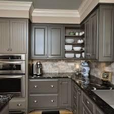 Dark Grey Kitchen Cabinets by Contemporary Charcoal Grey Kitchen Cabinets Image Of Window