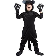 Black Cat Halloween Costume Kids Cheap Black Cat Halloween Costume Aliexpress