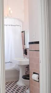 retro pink bathroom ideas 157 best bathroom images on retro bathrooms bathroom