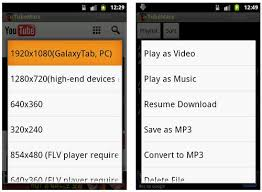 cara download mp3 dari youtube di pc cara download video youtube di android