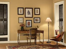 warm orange home office office pinterest green colors and houzz