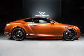 bentley bentley bentley continental gt speed passes the 700hp mark thanks to wam