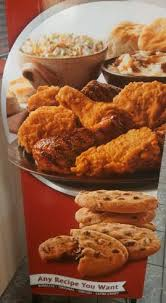 kfc s festive feast meal only 19 99 dinner made easy and a