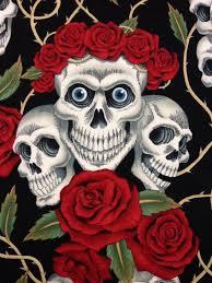cutting edge skulls tattoos biker steunk