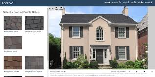 new top down color visualizer from davinci roofscapes u2013 davinci