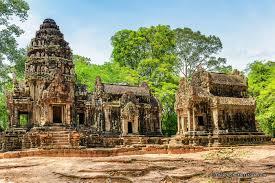 chau say tevoda unesco world heritage site near siem reap thommanon