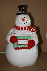 134 best christmas cookie jars images on pinterest christmas