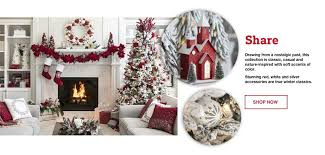 Christmas Decoration Images Shop Christmas Decorations At Lowes Com
