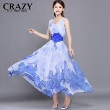 cheap plus size m 5xl summer tank dress new women clothing print