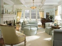 Living Room Lamps Decor Italian Villa Living Room Wooden Shelf Cabinet Painting Decor