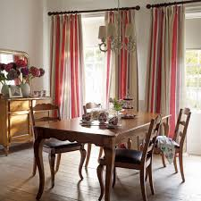 Ashley Dining Room by Lovely Dining Room Using Laura Ashley Eaton Stripe Linen Cotton