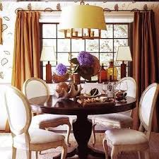 Curtains For Dining Room Windows by Best 25 Burnt Orange Curtains Ideas On Pinterest Burnt Orange