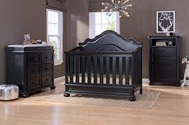 Convertible Crib Furniture Sets Simmons Peyton 6 Nursery Furniture Set Convertible