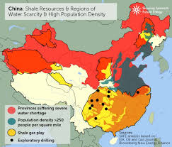 China On The Map by The Fuse A Challenging Outlook For International Shale The Fuse