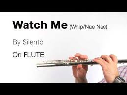 dance tutorial whip nae nae how to play watch me whip nae nae on flute youtube music