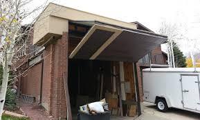 marvelous rv garage doors one of a kind rv garage 8 foot tall door