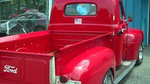 1949 ford pickup walk around youtube