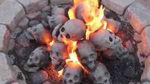 Fire Pit Rocks by 48