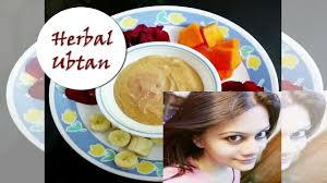 chemical tan herbal ubtan हर बल उबटन removes holi tan glow