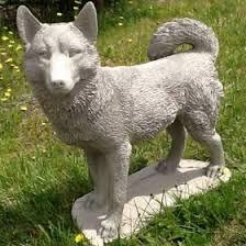 boxer dog statue concrete dog statues unique lawn garden statues