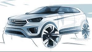 kereta hyundai elantra 2015 hyundai creta too conservative us will get a new suv