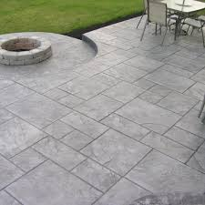 Cement Designs Patio Sted Concrete Patios Driveways Walkways Columbus Ohio