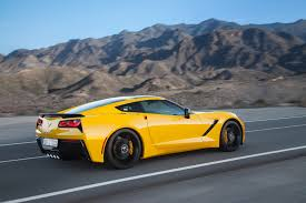 yellow corvette c7 chevrolet corvette stingray c7 specs 2013 2014 2015 2016