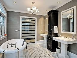 Modern Master Bathrooms by Contemporary Master Bathroom With Frameless Showerdoor U0026 Raised