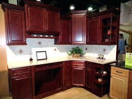 cherry mahogany kitchen cabinets mahogany kitchen cabinets cost cherry 2 cabine red stain door metal