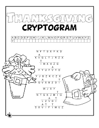 the answer key for the cryptogram is the answers to the