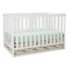 Convertible Cribs Sale Status Violet 3 In 1 Convertible Crib White Jcpenney