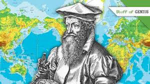 Peters Projection Map The Man Behind Mercator Projections Stuff Of Genius Youtube