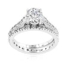 bague mariage or blanc ensemble de bagues de mariage fianailles et alliance or blanc dans