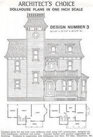 free wood plans for dollhouse google search dollhouse ideas