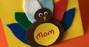 easy thanksgiving placemat crafts for