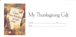 buy thanksgiving offering envelopes quot my thanksgiving