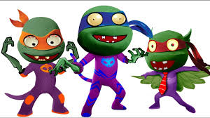 pj masks zombie teenage mutant ninja turtles coloring pages for