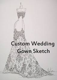 108 best wedding dress sketches images on pinterest wedding
