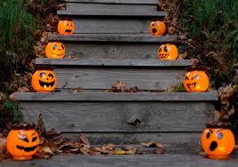 halloween luminaries booturtle u0027s show and tell painted glass pumpkin luminaries