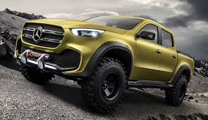 mercedes pick up why everyone s going nuts over the mercedes pickup truck an explainer